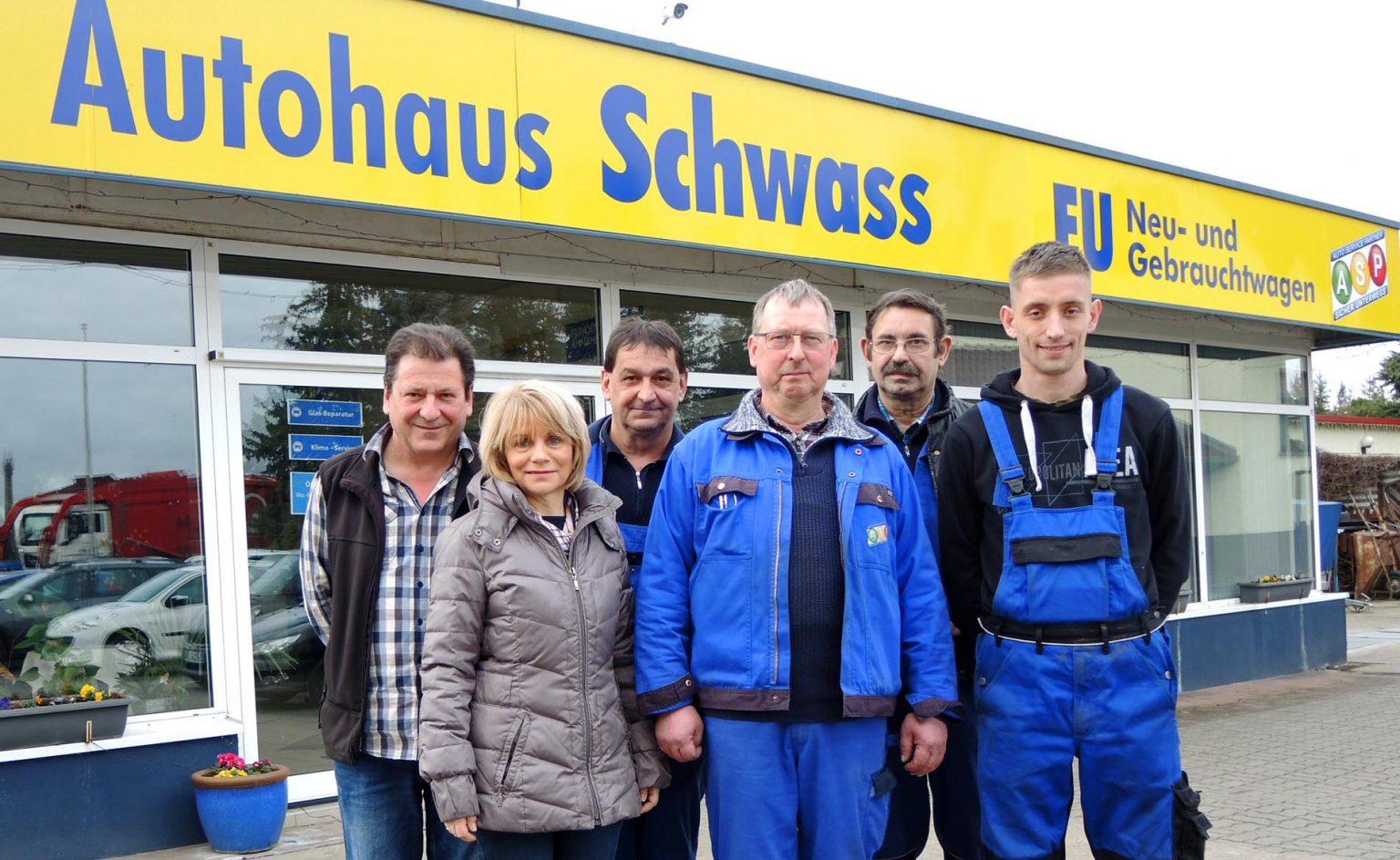 Team Autohaus Schwarz GmbH